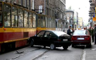 交通事故責任認定書