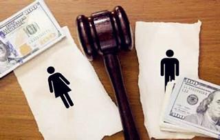 協議離婚財產分配
