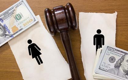 家庭暴力离婚财产如何分配