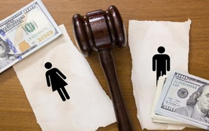 关于财产分割的离婚协议书怎么写