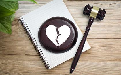 无子女无财产离婚协议书怎么写