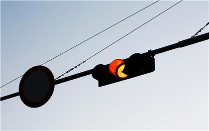 汽车超过停止线算闯红灯吗