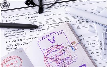 为什么出国签证要看房产证