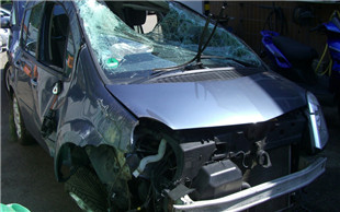 交通事故死亡