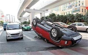 交通事故同等责任