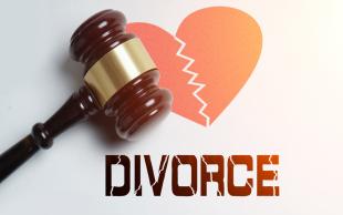离婚被负债