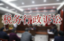 税务行政诉讼