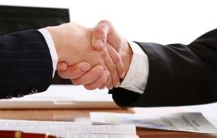 公司对公司的正式公函