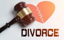 离婚债务分割