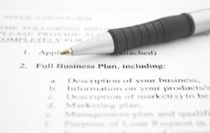 商业计划书范本