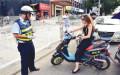 无证驾驶机动车罚款多少