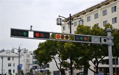 黄灯最后一秒过去,算闯红灯吗
