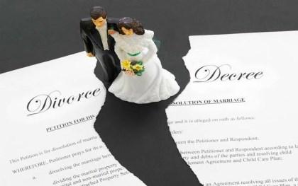 最新的离婚协议书范本