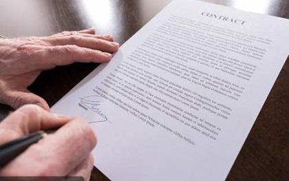 离婚协议书内容